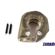 Kipufogó Turbo hővédő T25 titanium type 1